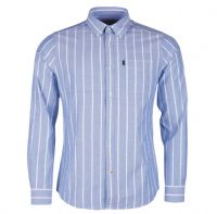Barbour Shirt - Oxford Stripe - Tailored Fit - MSH4414BL33